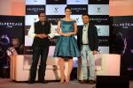 Kriti Sanon at VelvetCase.com launch in Mumbai on 28th July 2015