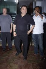 Rishi Kapoor snapped in Bandra, Mumbai on 28th July 2015