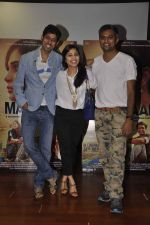 Shweta Tripathi,  Neeraj Ghaywan at Masaan promotions in KJ Somaiya college on 28th July 2015 (25)_55b8c7fb9e0b2.JPG