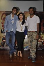 Shweta Tripathi,  Neeraj Ghaywan at Masaan promotions in KJ Somaiya college on 28th July 2015 (26)_55b8c7fcbed03.JPG