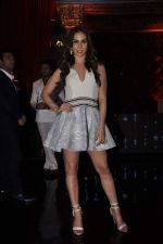Lauren Gottlieb on the sets of Jhalak Dikhlajaa on 29th July 2015