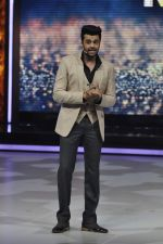 Manish Paul on the sets of Jhalak Dikhlajaa on 29th July 2015