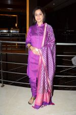 Mrinal Kulkarni at the Music launch of film Dholki on 29th July 2015