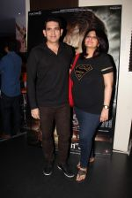 Omung Kumar, Vanita Omung Kumar at Drishyam screening in Fun Republic on 28th July 2015