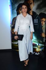 Tisca Chopra at Drishyam screening in Fun Republic on 28th July 2015