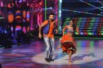 on the sets of Jhalak Dikhlajaa on 29th July 2015