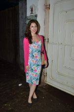 Anindita Nayar at Drishyam screening at Sunny Super Sound on 30th July 2015