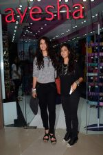 Ayesha Kapoor, Shaira at friendship Day celebration at Ayesha Store, Phoenix Mills Lower Parel on 30th July 2015 (39)_55bb24538bf51.JPG