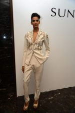 Poorna Jagannathan on Day 2 at India Couture week on 30th July 2015