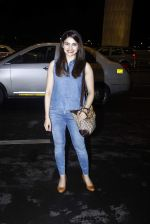 Prachi Desai leaves for Dubai on 30th July 2015
