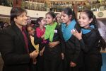 Vivek Oberoi to sponsor US education for girls from DEVI on 31st July 2015