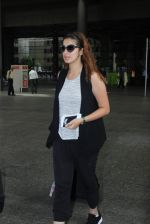 snapped at airport on 30th July 2015