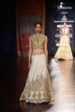 at  India Couture Week on 1st Aug 2015