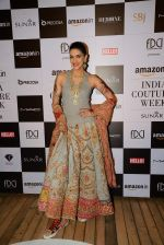 Kriti Sanon at Monisha Jaising Show at AICW 2015 Day 3 on 31st July 2015