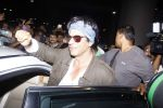 Shahrukh Khan return from Bulgaria on 31st July 2015 (1)_55bc779e22186.JPG