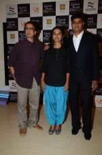 Tannishtha Chatterjee, Anant Mahadevan at the music launch of Gour Hari Dastaan on 31st July 2015 (6)_55bcaab3da519.JPG