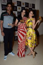 Vidya Malvade, Murli Sharma at the music launch of Gour Hari Dastaan on 31st July 2015 (94)_55bcabf8d0fe9.JPG