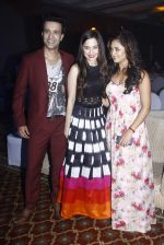Aamir Ali, Sanjeeda Sheikh, Rashmi Desai at GV Films completion of 25 years and launch of their new website in J W Marriott on 1st Aug 2015 (5)_55bdfbc47f22e.JPG