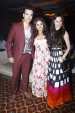 Aamir Ali, Sanjeeda Sheikh, Rashmi Desai at GV Films completion of 25 years and launch of their new website in J W Marriott on 1st Aug 2015 (6)_55bdfbf154031.JPG