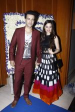Aamir Ali, Sanjeeda Sheikh at GV Films completion of 25 years and launch of their new website in J W Marriott on 1st Aug 2015