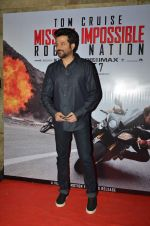 Anil Kapoor hosts a special screening of Mission Impossible 5 in Lightbox on 1st Aug 2015