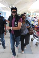 Ayushmann Khurrana snapped at the airport on 1st Aug 2015
