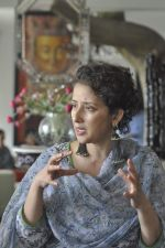 Manisha koirala interview at the film Chehere by A M Movies Ltd and Rich Juniors Entertainment on 1st Aug 2015 (1)_55bdc9e53e7a3.JPG