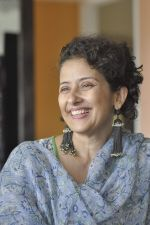 Manisha koirala interview at the film Chehere by A M Movies Ltd and Rich Juniors Entertainment on 1st Aug 2015 (13)_55bdc9f480ff7.JPG