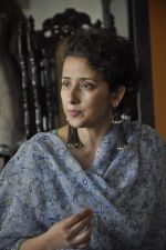 Manisha koirala interview at the film Chehere by A M Movies Ltd and Rich Juniors Entertainment on 1st Aug 2015 (9)_55bdc9f04dd71.JPG
