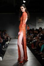 Model walk for Manav Gangwani Show at India Couture Week 2015 Day 5 on 1st Aug 2015