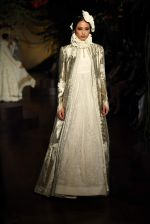 Model walk for Rohit Bal Show at India Couture Week 2015 on 1st Aug 2015