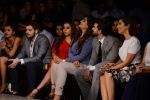 Raveena Tandon, Neil Mukesh, Sophie Chaudhary at Manav Gangwani Show at India Couture Week 2015 Day 5 on 1st Aug 2015