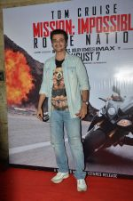 Sanjay Kapoor at a special screening of Mission Impossible 5 in Lightbox on 1st Aug 2015