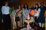 Ameesha Patel, Sachin Khedekar at painting exhibition Celebrating Creativity on 2nd Aug 2015 (56)_55bf186b26013.JPG