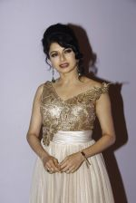 Bhagyashree at Smile Foundations Fashion Show Ramp for Champs, a fashion show for education of underpriveledged children on 2nd Aug 2015 (9)_55bf1ce869155.JPG