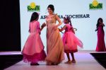 Bhagyashree at Smile Foundations Fashion Show Ramp for Champs, a fashion show for education of underpriveledged children on 2nd Aug 2015