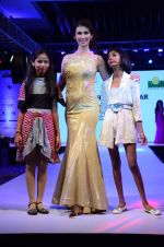 Claudia Ciesla at Smile Foundations Fashion Show Ramp for Champs, a fashion show for education of underpriveledged children on 2nd Aug 2015