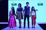 Debina, Gurmeet Chaudhary at Smile Foundations Fashion Show Ramp for Champs, a fashion show for education of underpriveledged children on 2nd Aug 2015