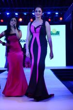 Isha Koppikar at Smile Foundations Fashion Show Ramp for Champs, a fashion show for education of underpriveledged children on 2nd Aug 2015