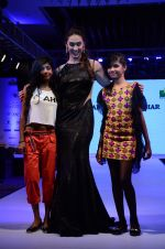 Lauren Gottlieb at Smile Foundations Fashion Show Ramp for Champs, a fashion show for education of underpriveledged children on 2nd Aug 2015