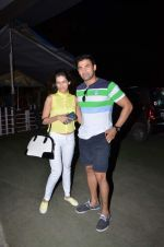 Payal Rohatgi, Sangram Singh snapped at PVR on 2nd Aug 2015 (2)_55bf1a070e26e.JPG