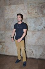 Pulkit Samrat at Bangistan Screening in Lightbox on 2nd Aug 2015