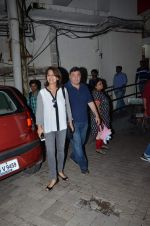 Rishi Kapoor and Neetu Singh snapped at PVR on 2nd Aug 2015