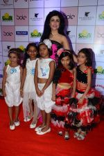 Shibani Kashyap at Smile Foundations Fashion Show Ramp for Champs, a fashion show for education of underpriveledged children on 2nd Aug 2015