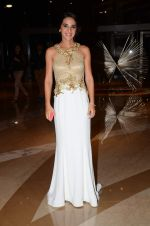 Tara Sharma at Smile Foundations Fashion Show Ramp for Champs, a fashion show for education of underpriveledged children on 2nd Aug 2015(177)_55bf1b91dbb93.JPG