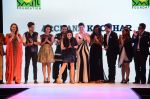Urvashi Sharma, Sachiin Joshi, Debina, Gurmeet Chaudhary at Smile Foundations Fashion Show Ramp for Champs, a fashion show for education of underpriveledged children on 2nd Aug 2015