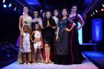 Yami Gautam, Isha Koppikar at Smile Foundations Fashion Show Ramp for Champs, a fashion show for education of underpriveledged children on 2nd Aug 2015