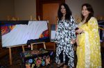 at painting exhibition Celebrating Creativity on 2nd Aug 2015