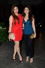 Vahbbiz Dorabjee, Shamita Shetty at Manish Paul
