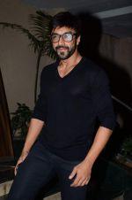 Aashish Chaudhary at Manish Paul